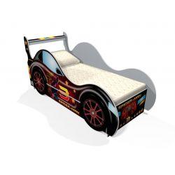 Кровать-машина «Турбо Паук» с выдвижным спальным местом