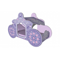 Кровать-карета «Маленькая фея»