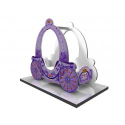 Кровать-карета «Волшебница»