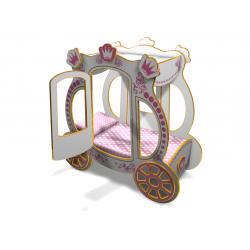 Кровать-карета «Королева»