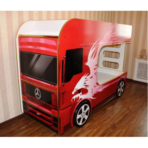 Размер - 220x85x150 см, спальное место - 180x80 см либо другое под ваш заказ, допустимая нагрузка на спальное место - 150 кг