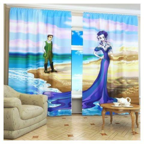 Фотошторы «Принц из сказки»