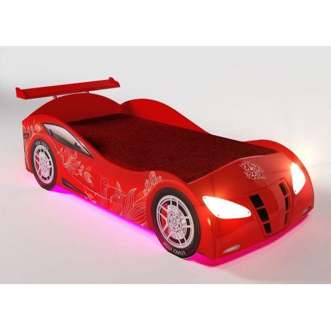 Размер - 199x92x58 см, спальное место - 165x90 см. Материал - ABS-пластик, боковины из ЛДСП.