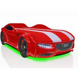 Кровать-машина «Romack Junior - Audi», 5 цветов