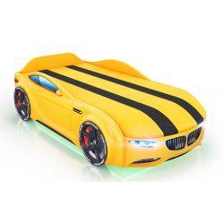 Кровать-машина «Romack Junior - BMW», 5 цветов