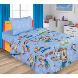 Комплект детского постельного белья «Барбоскины - Дружок» (бязь)
