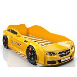 Кровать-машина «Romack Real - Mercedes» без матраса, 5 цветов