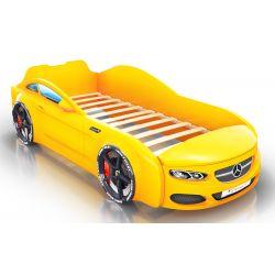 Кровать-машина «Romack Real - Mercedes», матрас на выбор, 5 цветов