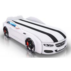 Кровать-машина «Romack Real-M - Mercedes» с матрасом, 5 цветов