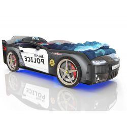 Кровать-машина «Romack Kiddy - Полиция»