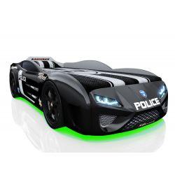 Кровать-машина «Dreamer - Полиция»