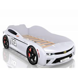 Кровать-машина «Romack Energy» без матраса, 5 цветов