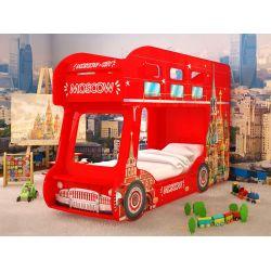 Детская двухъярусная кровать «Москва»