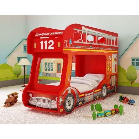 Размер - 235x100x150 см (ширина со ступенькой), спальное место - 170x80 см, допустимая нагрузка на спальное место - 110 кг.