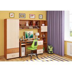 Детская комната (уголок школьника) «Легенда 4»