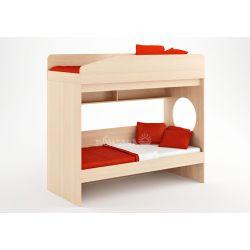 Двухъярусная кровать «Легенда 10» (базовая)