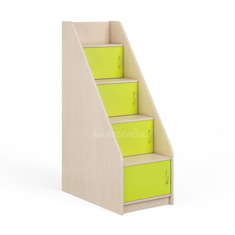 Лестница угловая ЛУ-10 (для кроватей «Легенда» 4,5,7,9,10)