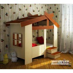 Детская кровать «Домик»
