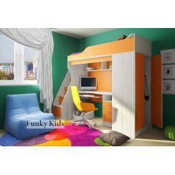 Кровать-чердак «Фанки Кидз 11 СВ»