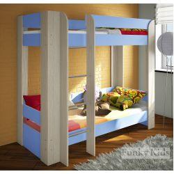 Двухъярусная кровать для детей «Фанки Кидз 20 СВ»