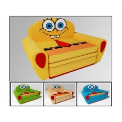 Детский диван «Спанч Боб»