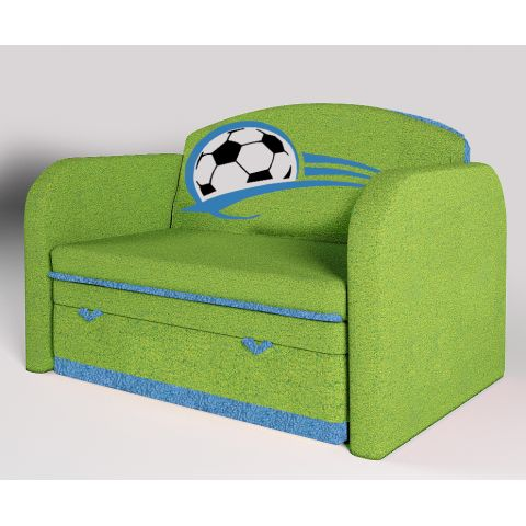 Детский диван «Футбол» арт. 30010
