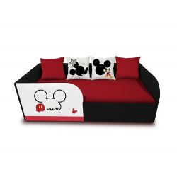 Детский диван «Хеппи Маус арт. 30012»