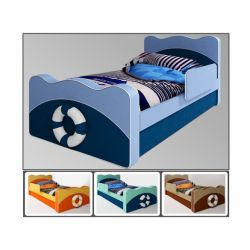 Детская кровать «Капитан»