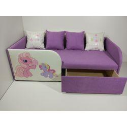 Детский диван «Пони арт. 30012»
