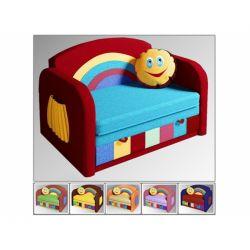 Детский диван «Радуга»