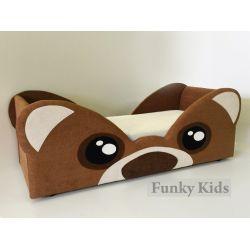Детский диван-кровать «Винни Пух» арт. 30004