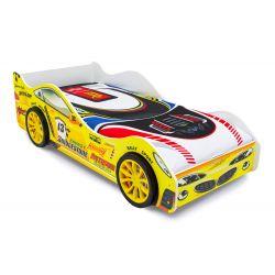Кровать-машина «Пламя» с подъемным механизмом
