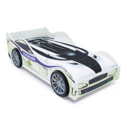 Кровать-машина «Полиция» с подъемным механизмом
