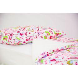 Детское постельное белье «Птички» (бязь)