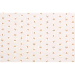 Детское постельное белье «Звезды бежевые» (бязь)
