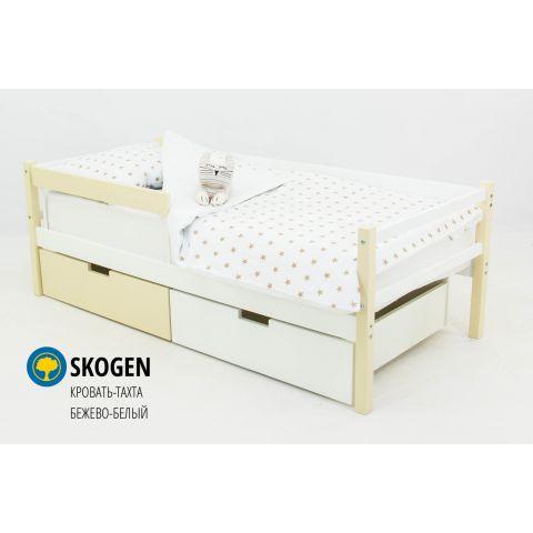 Размер - 165х76х58 см, спальное место - 160x70 см, допустимая нагрузка на спальное место - 200 кг. Материал - массив сосны, эмаль на водной основе