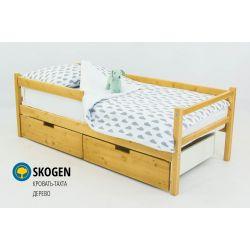Деревянная кровать-тахта «Skogen древесный»