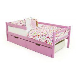 Деревянная кровать-тахта «Skogen лаванда»