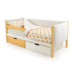 Мягкая кровать-тахта «Skogen дерево-белый»