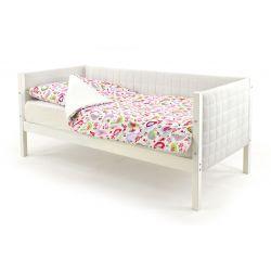 Мягкая кровать-тахта «Skogen белый» без аксессуаров