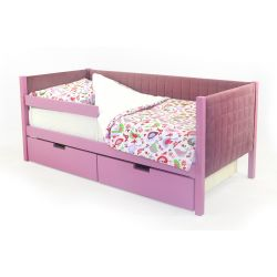 Мягкая кровать-тахта «Skogen лаванда»