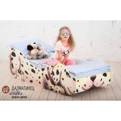 Детская кровать «Далматинец Найк»