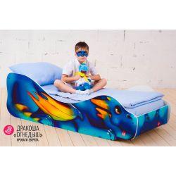 Детская кровать «Дракон Огнедыш»