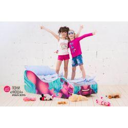 Детская кровать «Пони Нюша»