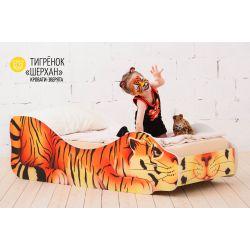 Детская кровать «Тигренок Шерхан»