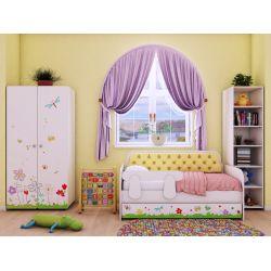 Детская комната «Цветочные сны»