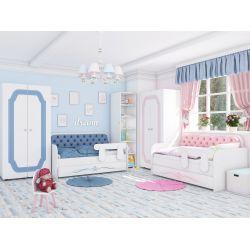 Детская комната с тахтами для двоих «Классик»