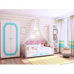 Детская комната «Пэчворк»