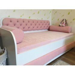 Тахта детская «Нежно-розовый»