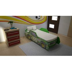 Кровать-машина «Чикко»
